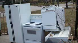 Appliance Removal NJ, Appliance recycling NJ