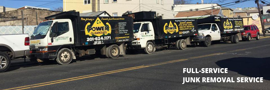 Go Power Cleanouts and SAVE – NJ Junk Removal Service